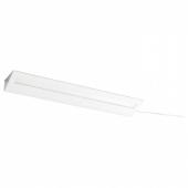 СЛАГСИДА Светодиодная подсветка столешницы, белый, 60 см