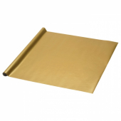 ВИНТЕР 2019 Рулон оберточной бумаги, золотой, 4x0.7 м