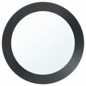 ЛАНГЕСУНД Зеркало, темно-серый, 25 см