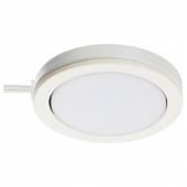 ОМЛОПП Софит светодиодный, белый, 6.8 см