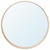 СТОКГОЛЬМ Зеркало, ясеневый шпон, 80 см