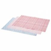 ВИНТЕР 2019 Шелковая бумага, с рисунком, 70x50 см/0.35 м² 12 шт