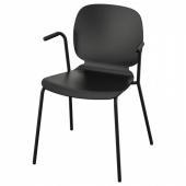 СВЕН-БЕРТИЛЬ Легкое кресло, черный, Дитмар черный